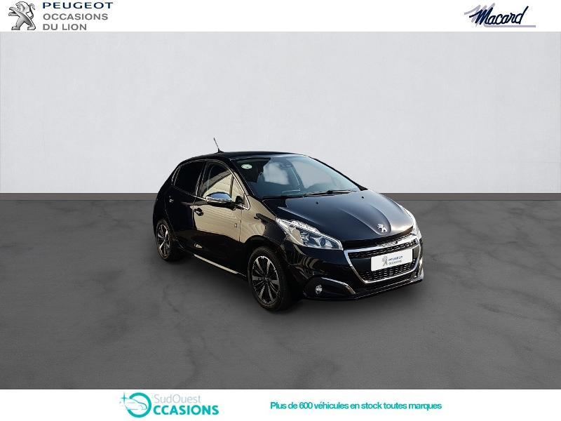 Photo 3 de l'offre de Peugeot 208 1.2 PureTech 110ch Tech Edition S&S EAT6 5p à 17 990 € chez SudOuest Occasions