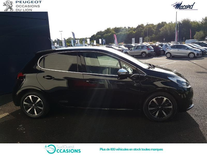 Photo 4 de l'offre de Peugeot 208 1.2 PureTech 110ch Tech Edition S&S EAT6 5p à 17 990 € chez SudOuest Occasions