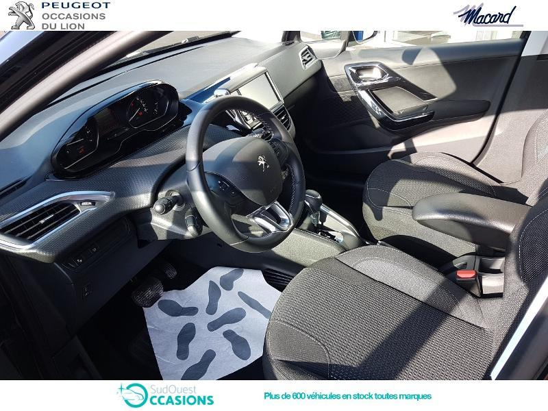 Photo 9 de l'offre de Peugeot 208 1.2 PureTech 110ch Tech Edition S&S EAT6 5p à 17 990 € chez SudOuest Occasions