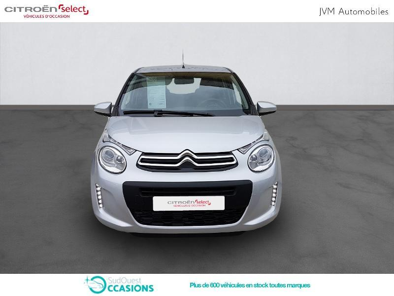Photo 2 de l'offre de Citroën C1 VTi 72 S&S Feel 5p E6.d-TEMP à 10 990 € chez SudOuest Occasions