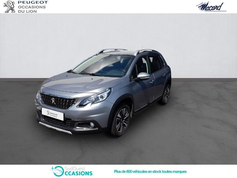 Photo 1 de l'offre de Peugeot 2008 1.2 PureTech 110ch E6.c Allure S&S EAT6 à 18 680 € chez SudOuest Occasions