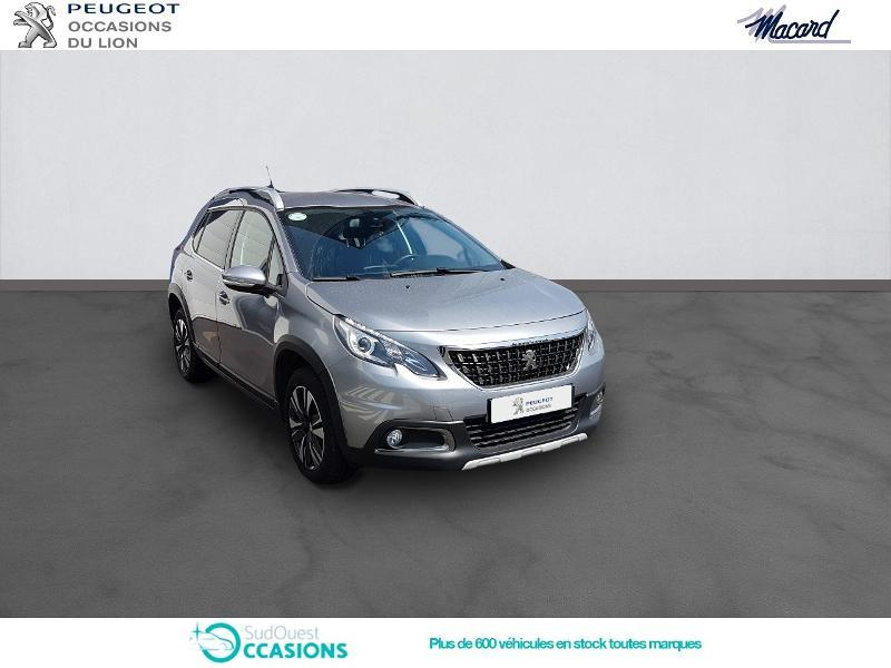 Photo 3 de l'offre de Peugeot 2008 1.2 PureTech 110ch E6.c Allure S&S EAT6 à 18 680 € chez SudOuest Occasions