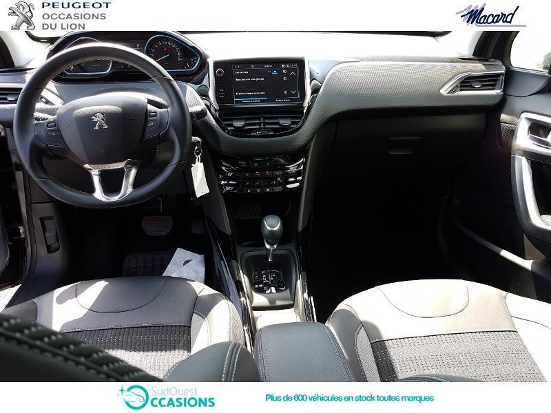 Photo 8 de l'offre de Peugeot 2008 1.2 PureTech 110ch E6.c Allure S&S EAT6 à 18 680 € chez SudOuest Occasions