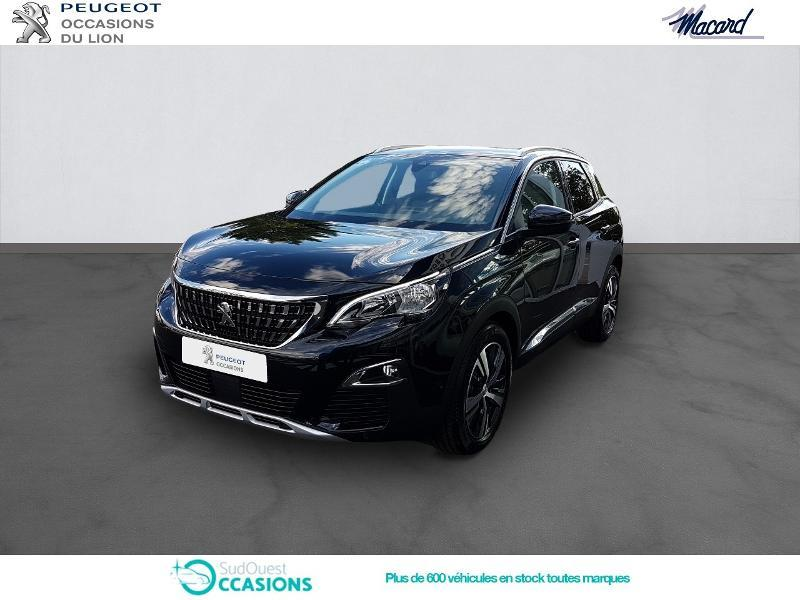 Photo 1 de l'offre de Peugeot 3008 1.5 BlueHDi 130ch S&S Allure EAT8 à 33 540 € chez SudOuest Occasions