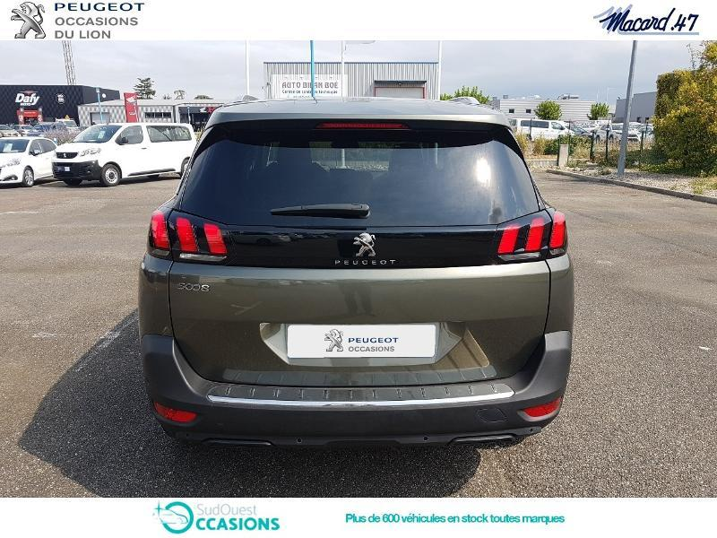 Photo 5 de l'offre de Peugeot 5008 1.5 BlueHDi 130ch E6.c Allure S&S EAT8 à 32 500 € chez SudOuest Occasions