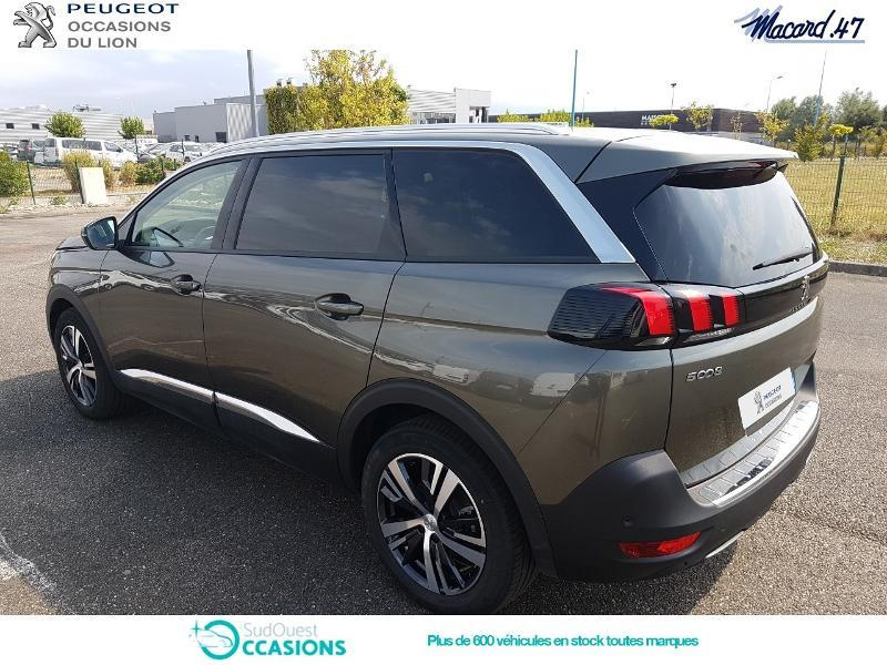 Photo 7 de l'offre de Peugeot 5008 1.5 BlueHDi 130ch E6.c Allure S&S EAT8 à 32 500 € chez SudOuest Occasions