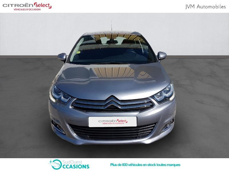 Photo 2 de l'offre de Citroën C4 BlueHDi 120ch Millenium Business S&S à 10 590 € chez SudOuest Occasions