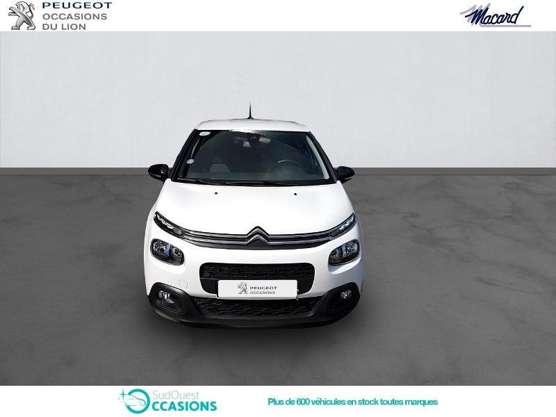 Photo 2 de l'offre de Citroën C3 PureTech 82ch Feel Business à 12 960 € chez SudOuest Occasions