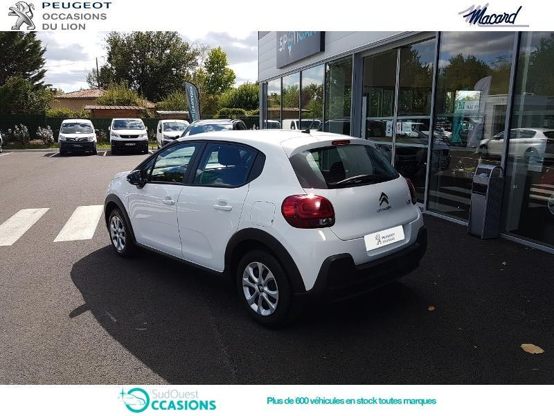 Photo 7 de l'offre de Citroën C3 PureTech 82ch Feel Business à 12 960 € chez SudOuest Occasions