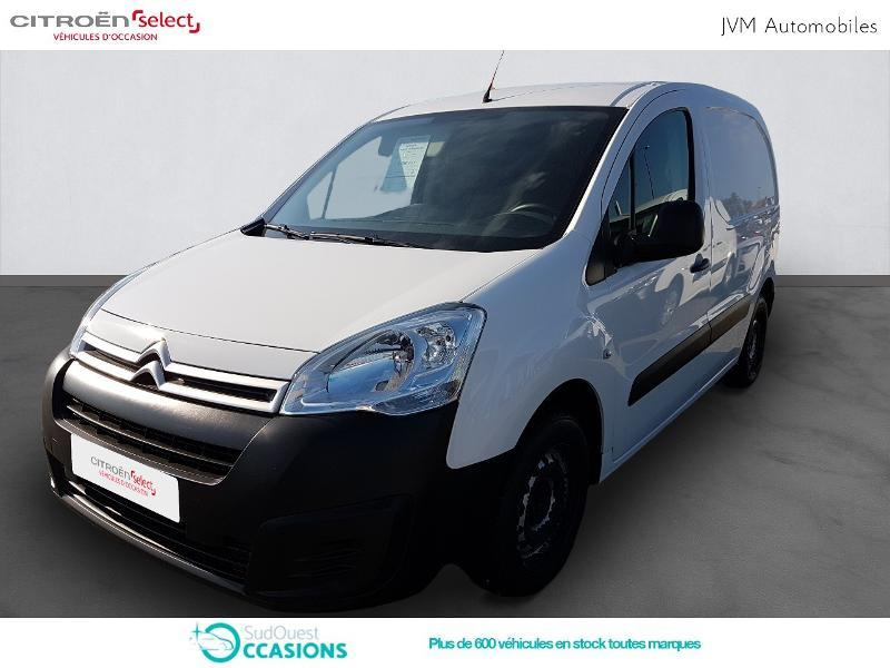 Photo 1 de l'offre de Citroën Berlingo M 1.6 BlueHDi 100 Club à 11 988 € chez SudOuest Occasions