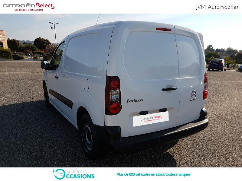 Photo 7 de l'offre de Citroën Berlingo M 1.6 BlueHDi 100 Club à 11 988 € chez SudOuest Occasions
