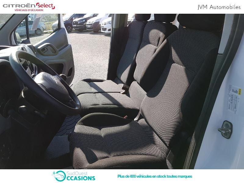 Photo 9 de l'offre de Citroën Berlingo M 1.6 BlueHDi 100 Club à 11 988 € chez SudOuest Occasions