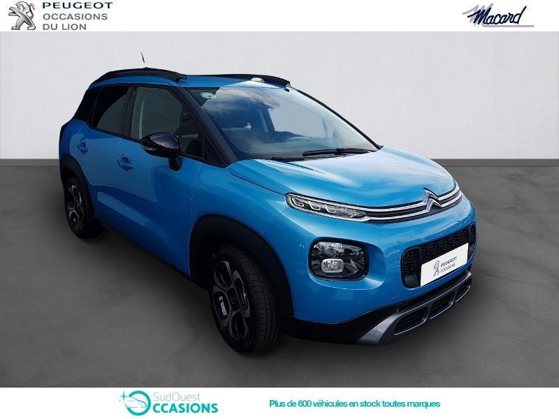 Photo 3 de l'offre de Citroën C3 Aircross PureTech 110ch S&S Shine à 20 870 € chez SudOuest Occasions