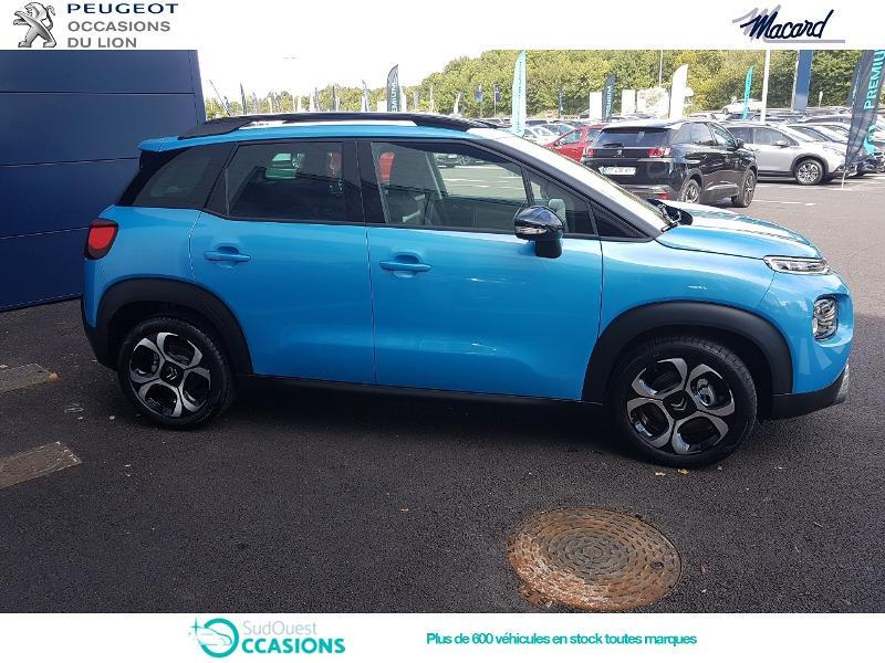 Photo 4 de l'offre de Citroën C3 Aircross PureTech 110ch S&S Shine à 20 870 € chez SudOuest Occasions