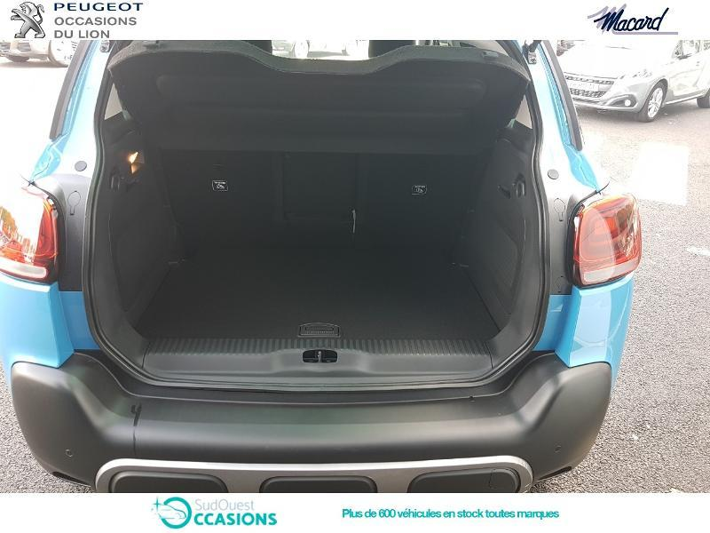 Photo 6 de l'offre de Citroën C3 Aircross PureTech 110ch S&S Shine à 20 870 € chez SudOuest Occasions