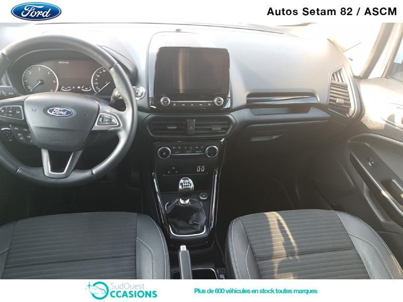 Photo 2 de l'offre de Ford EcoSport 1.5 EcoBlue 100ch Titanium Business Euro6.2 à 15 930 € chez SudOuest Occasions