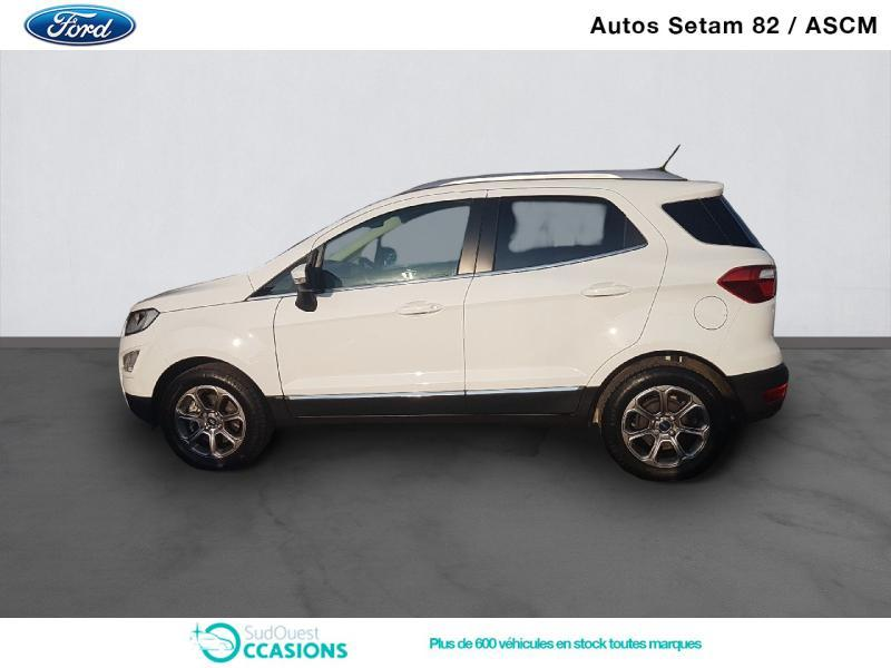 Photo 4 de l'offre de Ford EcoSport 1.5 EcoBlue 100ch Titanium Business Euro6.2 à 15 930 € chez SudOuest Occasions