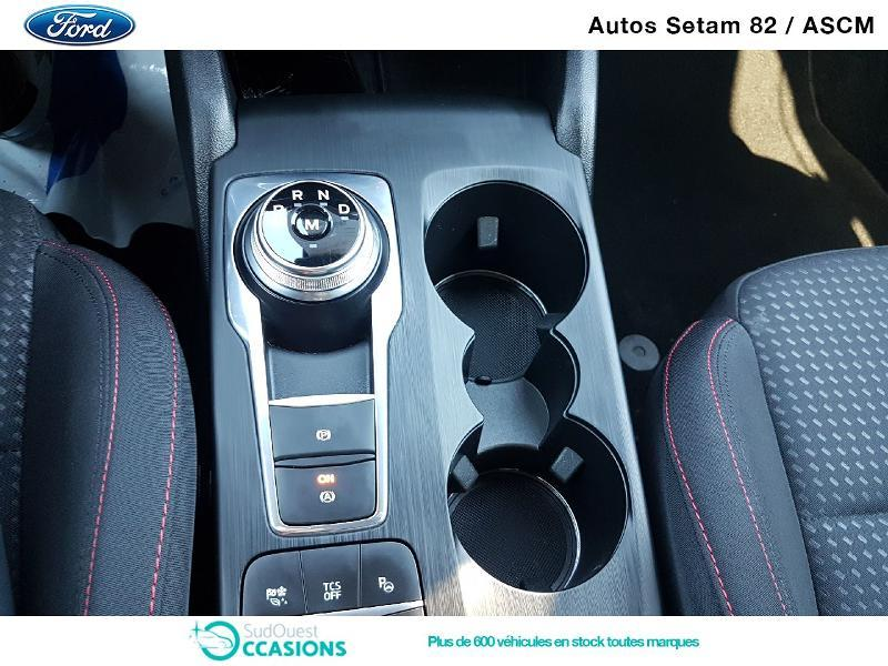 Photo 12 de l'offre de Ford Focus SW 2.0 EcoBlue 150ch ST-Line Business BVA à 24 900 € chez SudOuest Occasions