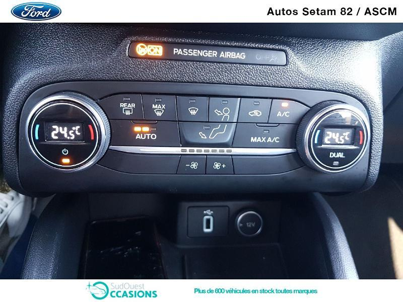 Photo 16 de l'offre de Ford Focus SW 2.0 EcoBlue 150ch ST-Line Business BVA à 24 900 € chez SudOuest Occasions