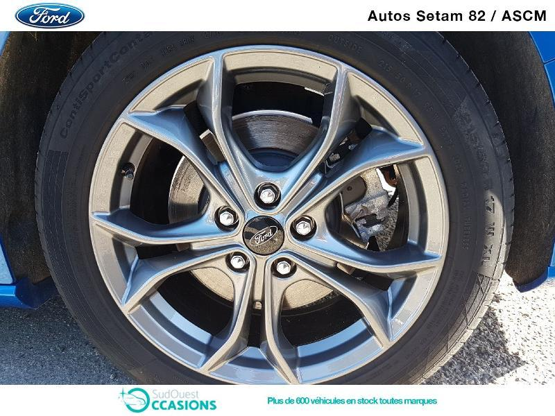 Photo 9 de l'offre de Ford Focus SW 2.0 EcoBlue 150ch ST-Line Business BVA à 24 900 € chez SudOuest Occasions