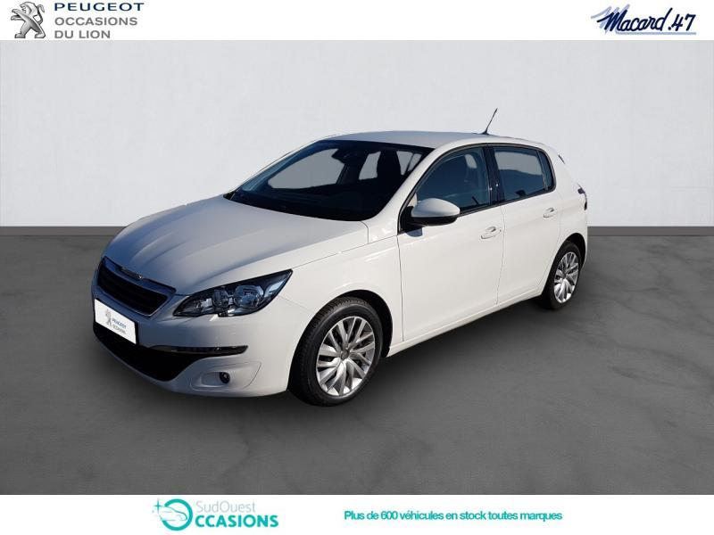 Photo 1 de l'offre de Peugeot 308 Affaire 1.6 BlueHDi 100ch S&S Premium Pack à 9 990 € chez SudOuest Occasions