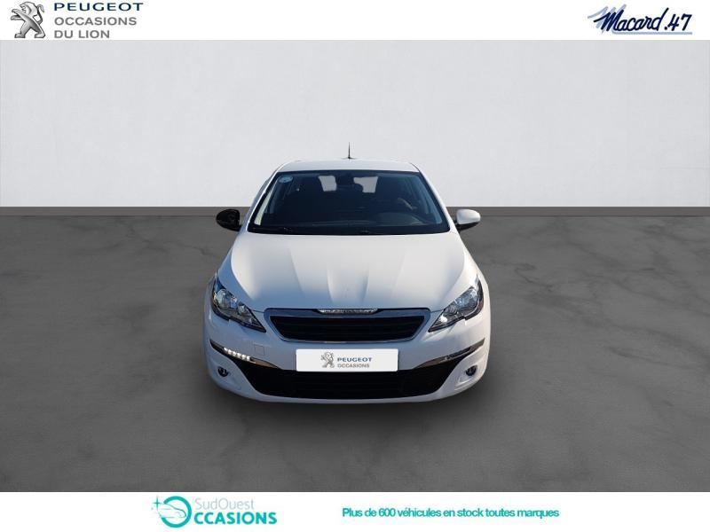 Photo 2 de l'offre de Peugeot 308 Affaire 1.6 BlueHDi 100ch S&S Premium Pack à 9 990 € chez SudOuest Occasions