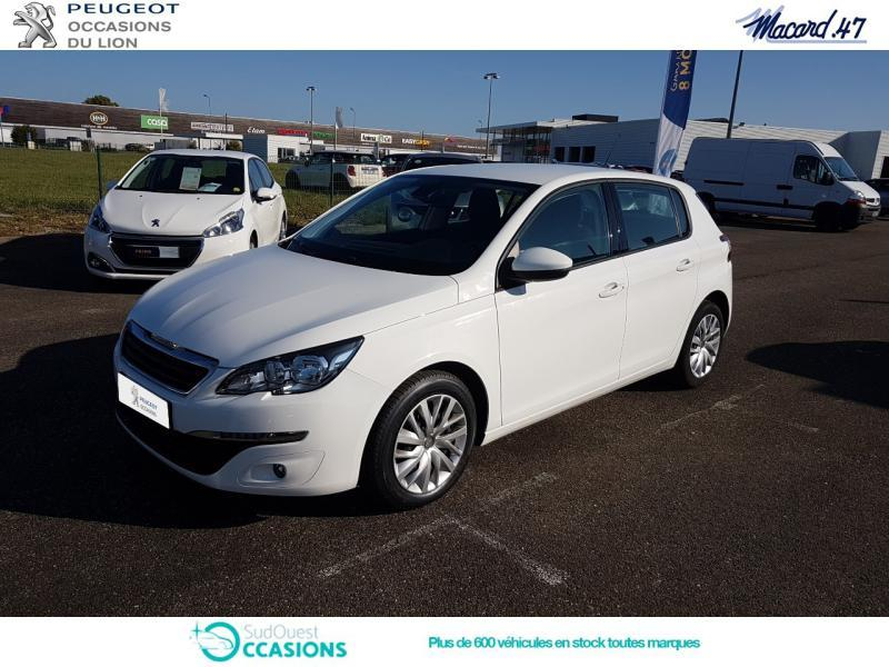 Photo 23 de l'offre de Peugeot 308 Affaire 1.6 BlueHDi 100ch S&S Premium Pack à 9 990 € chez SudOuest Occasions