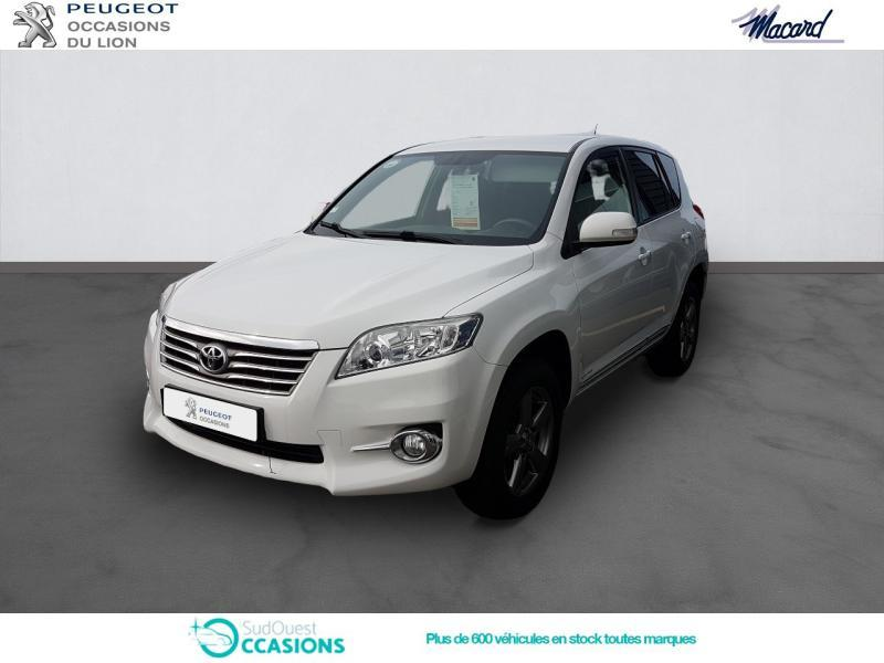 Photo 1 de l'offre de Toyota RAV4 150 D-4D FAP Limited Edition 4WD 2012 à 12 990 € chez SudOuest Occasions