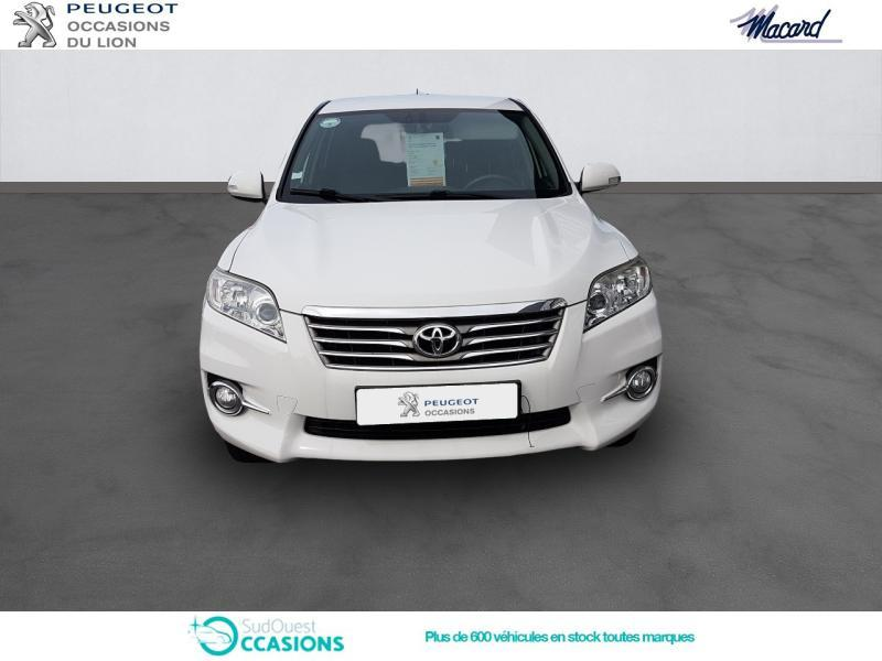 Photo 2 de l'offre de Toyota RAV4 150 D-4D FAP Limited Edition 4WD 2012 à 12 990 € chez SudOuest Occasions