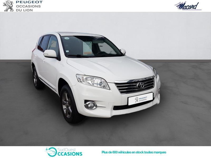 Photo 3 de l'offre de Toyota RAV4 150 D-4D FAP Limited Edition 4WD 2012 à 12 990 € chez SudOuest Occasions
