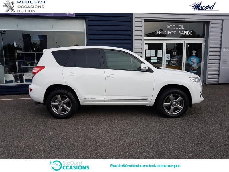 Photo 4 de l'offre de Toyota RAV4 150 D-4D FAP Limited Edition 4WD 2012 à 12 990 € chez SudOuest Occasions