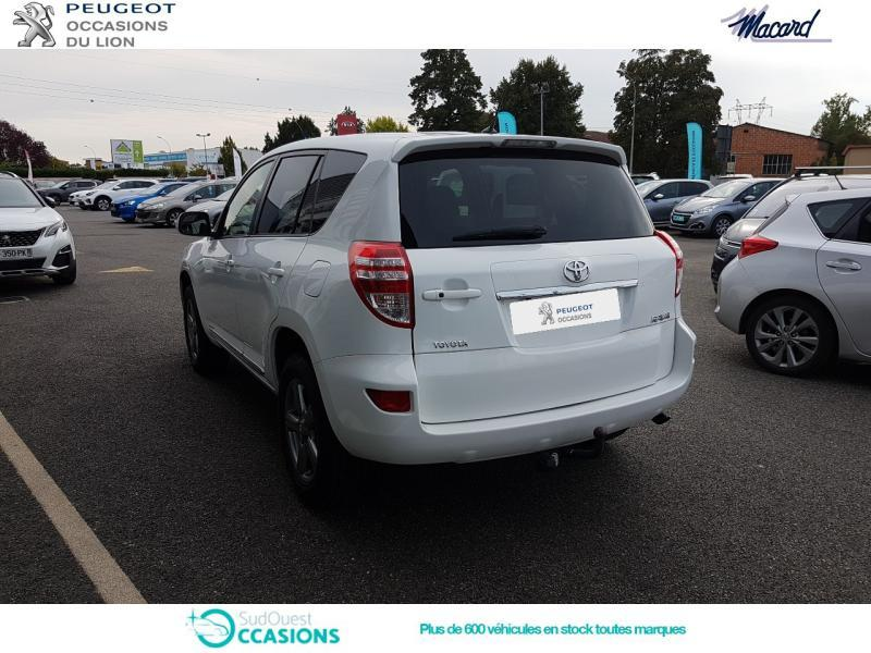 Photo 7 de l'offre de Toyota RAV4 150 D-4D FAP Limited Edition 4WD 2012 à 12 990 € chez SudOuest Occasions