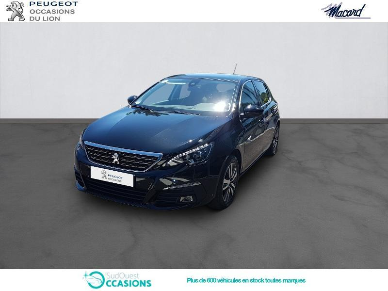 Photo 2 de l'offre de Peugeot 308 1.5 BlueHDi 130ch S&S Allure Business EAT6 à 26 200 € chez SudOuest Occasions