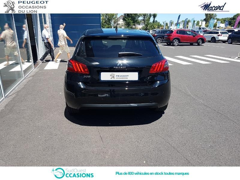 Photo 5 de l'offre de Peugeot 308 1.5 BlueHDi 130ch S&S Allure Business EAT6 à 26 200 € chez SudOuest Occasions