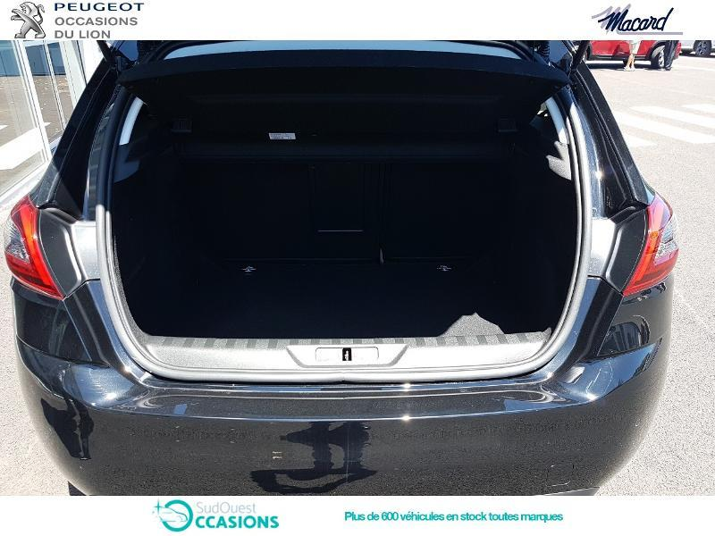 Photo 6 de l'offre de Peugeot 308 1.5 BlueHDi 130ch S&S Allure Business EAT6 à 26 200 € chez SudOuest Occasions