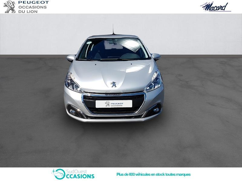 Photo 2 de l'offre de Peugeot 208 1.6 BlueHDi 100ch Active Business S&S 5p à 11 400 € chez SudOuest Occasions