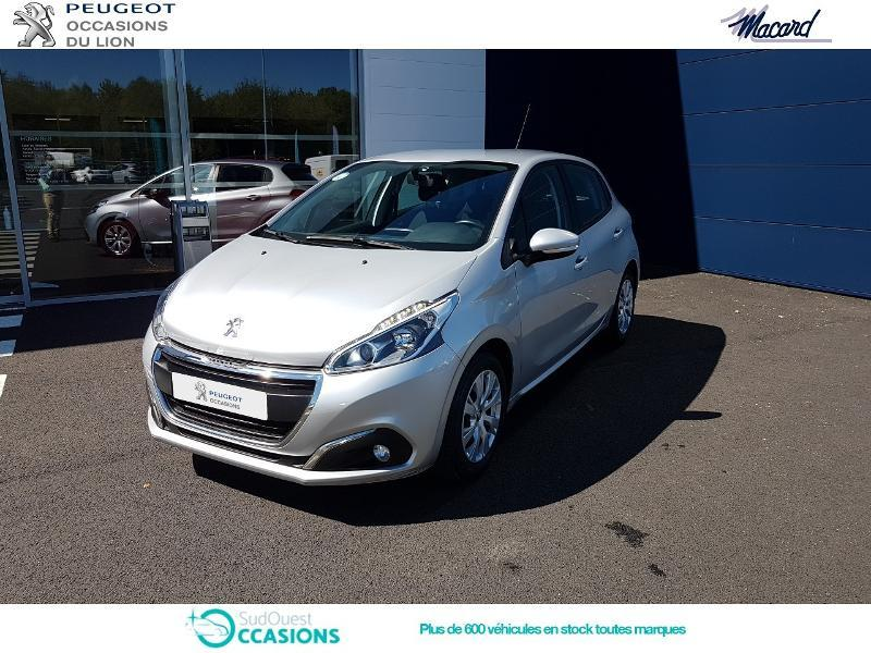 Photo 25 de l'offre de Peugeot 208 1.6 BlueHDi 100ch Active Business S&S 5p à 11 400 € chez SudOuest Occasions