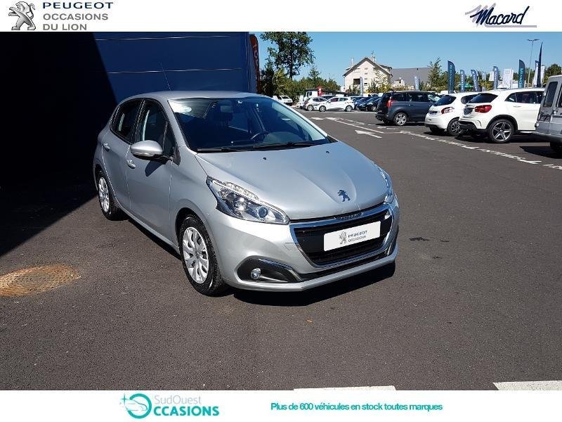 Photo 27 de l'offre de Peugeot 208 1.6 BlueHDi 100ch Active Business S&S 5p à 11 400 € chez SudOuest Occasions