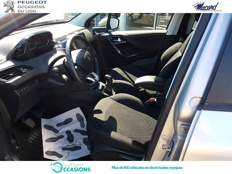 Photo 9 de l'offre de Peugeot 208 1.6 BlueHDi 100ch Active Business S&S 5p à 11 400 € chez SudOuest Occasions