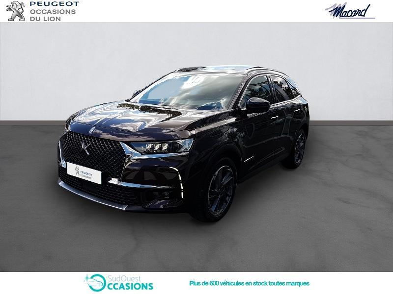 Photo 1 de l'offre de Ds DS 7 Crossback BlueHDi 180ch So Chic Automatique 128g à 35 860 € chez SudOuest Occasions