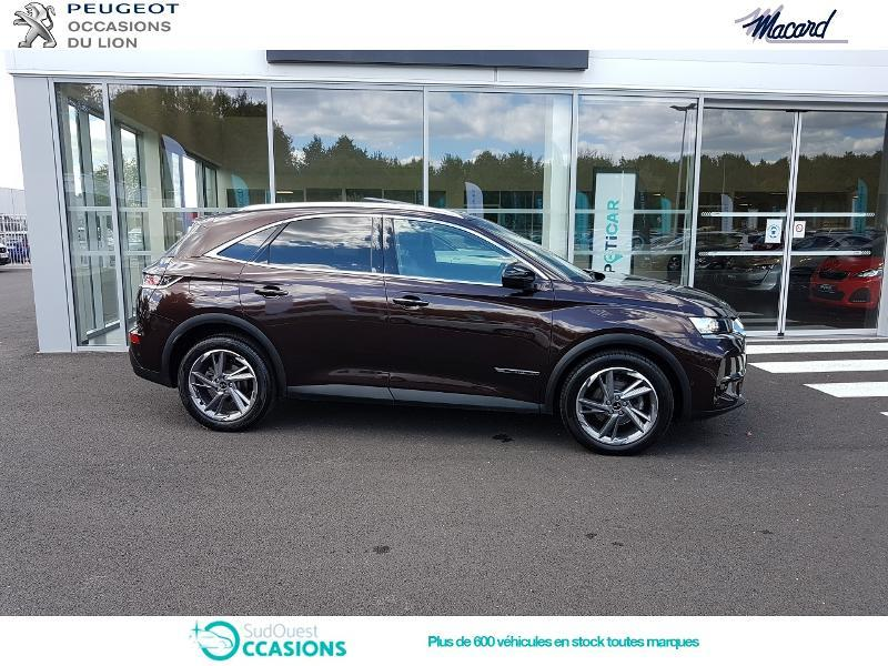 Photo 4 de l'offre de Ds DS 7 Crossback BlueHDi 180ch So Chic Automatique 128g à 35 860 € chez SudOuest Occasions