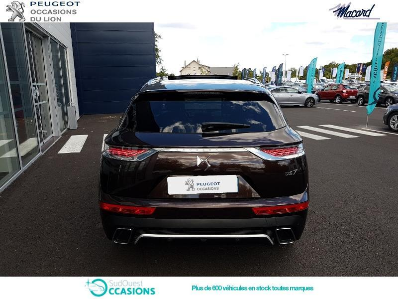 Photo 5 de l'offre de Ds DS 7 Crossback BlueHDi 180ch So Chic Automatique 128g à 35 860 € chez SudOuest Occasions
