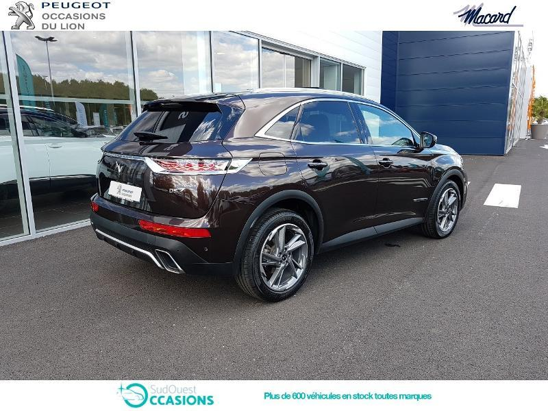 Photo 7 de l'offre de Ds DS 7 Crossback BlueHDi 180ch So Chic Automatique 128g à 35 860 € chez SudOuest Occasions