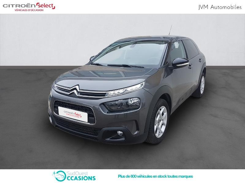 Photo 1 de l'offre de Citroën C4 Cactus BlueHDi 120ch S&S Feel EAT6 E6.d-TEMP à 18 990 € chez SudOuest Occasions