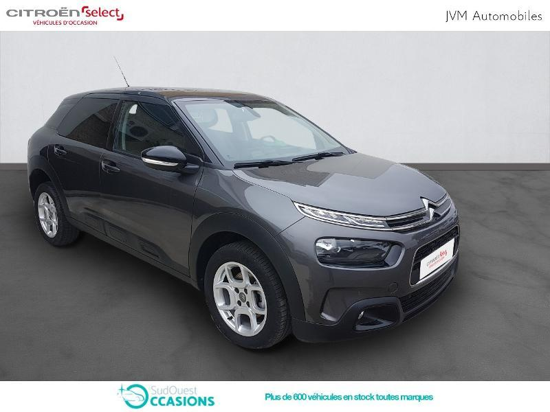 Photo 3 de l'offre de Citroën C4 Cactus BlueHDi 120ch S&S Feel EAT6 E6.d-TEMP à 18 990 € chez SudOuest Occasions
