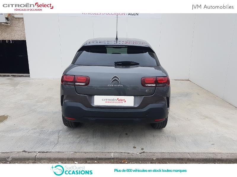 Photo 5 de l'offre de Citroën C4 Cactus BlueHDi 120ch S&S Feel EAT6 E6.d-TEMP à 18 990 € chez SudOuest Occasions