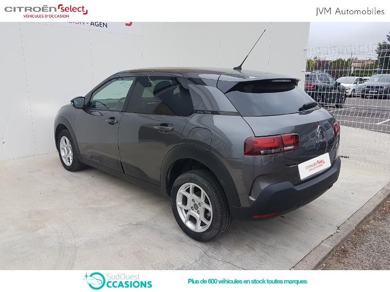 Photo 7 de l'offre de Citroën C4 Cactus BlueHDi 120ch S&S Feel EAT6 E6.d-TEMP à 18 990 € chez SudOuest Occasions