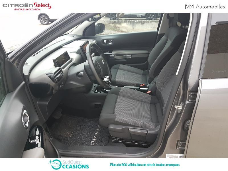 Photo 9 de l'offre de Citroën C4 Cactus BlueHDi 120ch S&S Feel EAT6 E6.d-TEMP à 18 990 € chez SudOuest Occasions