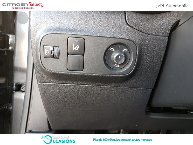 Photo 12 de l'offre de Citroën C3 PureTech 68ch Feel E6.d-TEMP 105g à 13 290 € chez SudOuest Occasions