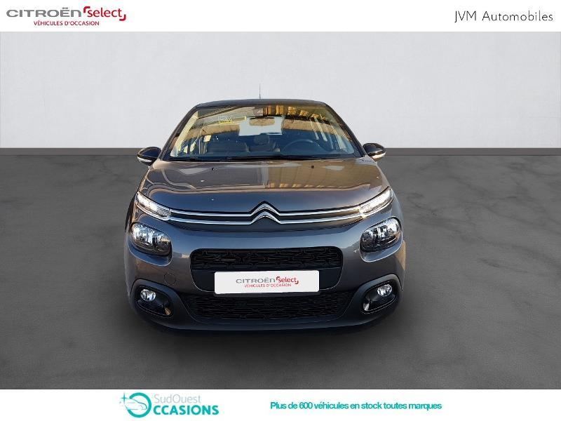Photo 2 de l'offre de Citroën C3 PureTech 68ch Feel E6.d-TEMP 105g à 13 290 € chez SudOuest Occasions